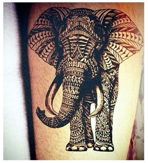 aztec elephant i think i want this to cover my other