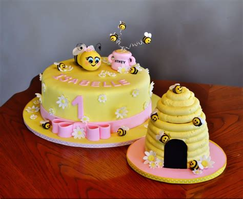 birthday bee cake cakecentral