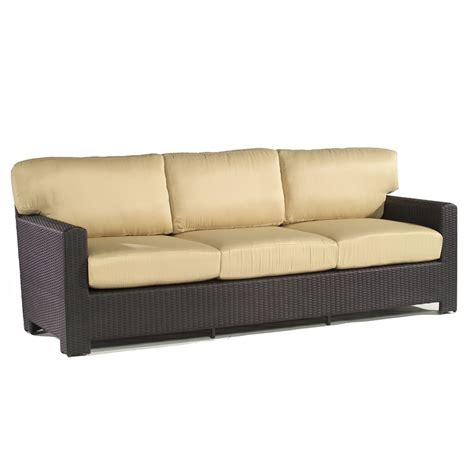 patio furniture sofa the comfort of patio couch cushions s3net sectional