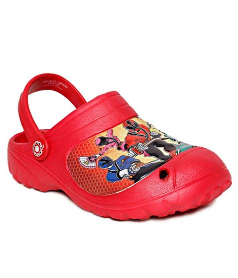power ranger slippers power rangers funky clog shoes price in india buy