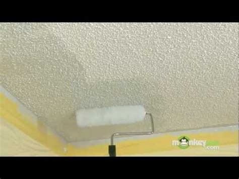 Diy Ceiling Repair Skim Coat Over A Painted Popcorn Thick Ceiling Paint