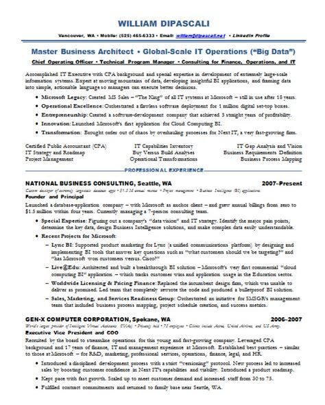 Sample Resume Skills Profile Examples by Resume Samples It Big Data
