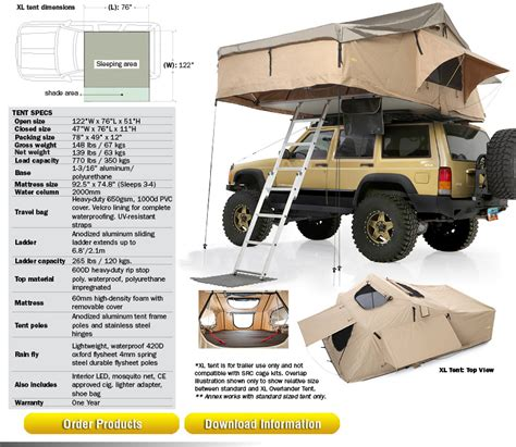 g c awning review http www smittybilt com overlander tent and awning html