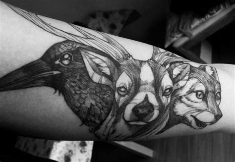 video tattoo animal age old youngster tattoo trends animal instinct