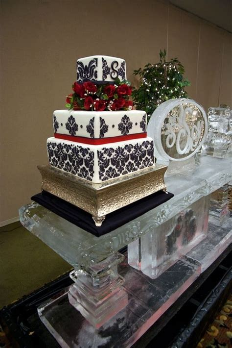 65 best images about Cakes of Black Red White on Pinterest