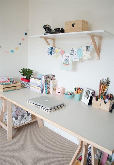 imagenes estudios minimalistas ideas para decorar zonas de estudio infantiles