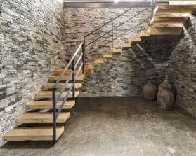 How To Tile Interior Stairs Stone House With Magnificent View By Elias Rizo