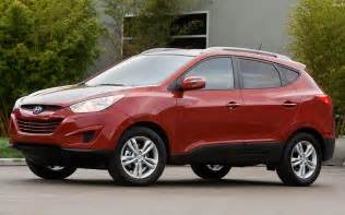 Hyundai Tucson Gls 2012 2012 Hyundai Tucson Reviews And Rating Motor Trend