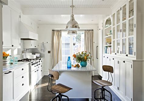 amazing  elegant white kitchen designs