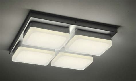 led kitchen ceiling lighting fixtures kitchen ceiling light fixtures led slim fixture square