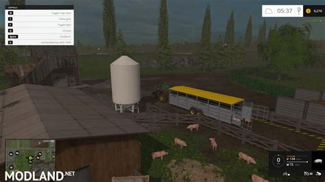 heat ls for pigs american heart land map mod for farming simulator 2015