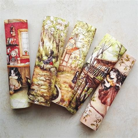diy patchwork forest dyed fabric cotton canvas diy patchwork
