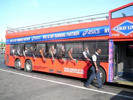 clever  creative bus advertising