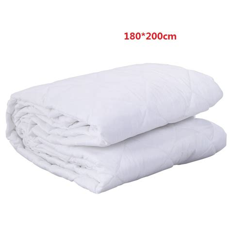 Bed Cover Arco 180 200 Mattress Cover Bed Topper Bug Dust Mite Waterproof Pad