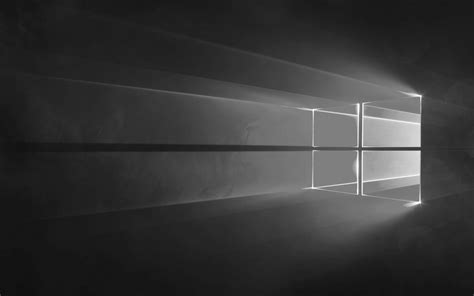 wallpaper windows black edition black windows 10 wallpaper