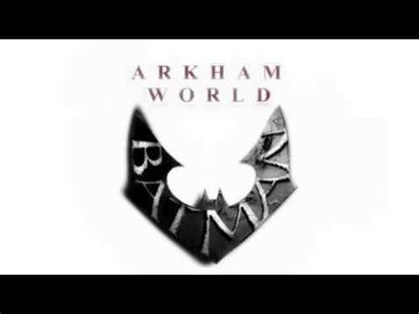 Batman Arkham World batman arkham world batman crime solver