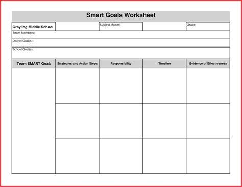 Smart Goals Template 9 Goal Sheet Templates Free Pdf Documents Download Creative Smart Goal 2018 Goal Setting Template