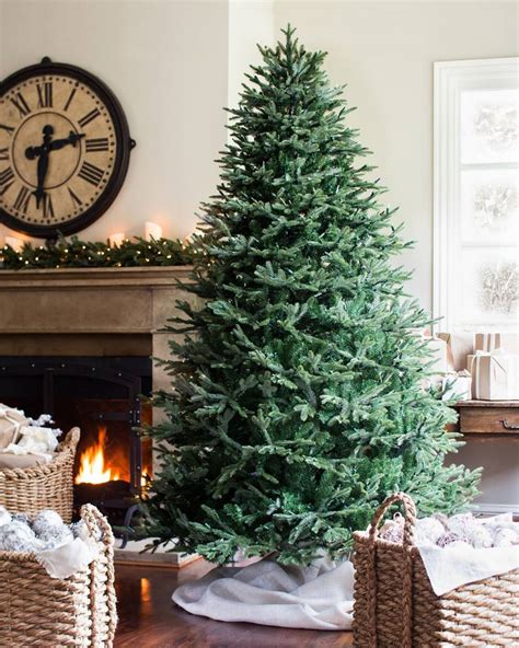 review of balsam hill trees width fraser fir artificial trees balsam hill