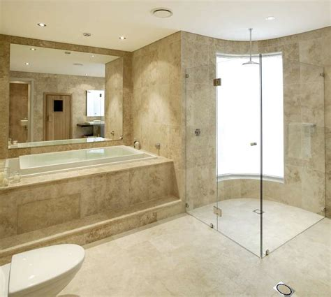 travertine tile designs for bathrooms gallery 187 bathrooms 187 travertine bathroom designs jpg