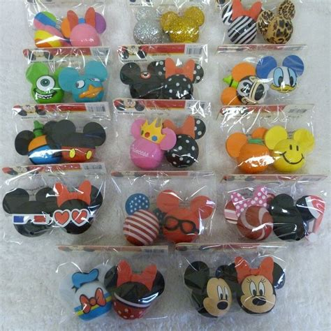 disney mickey mouse 2 pack antenna toppers pencil toppers your choice ebay