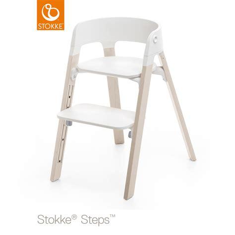 chaise stokke steps steps pieds de stokke 174 chaises hautes 233 volutives aubert