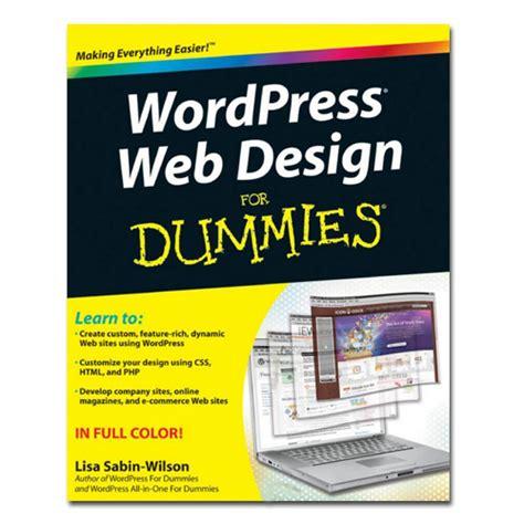 wordpress layout wijzigen wordpress web design for dummies 2nd edition