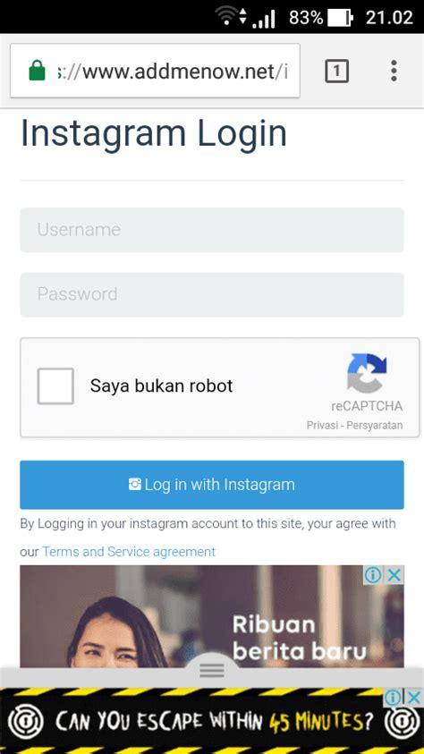 membuat akun bot instagram gratis inilah cara mendapatkan lebih dari 1000 followers