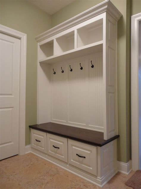 mudroom bench and coat rack mudroom lockers bench storage furniture cubbies hall tree