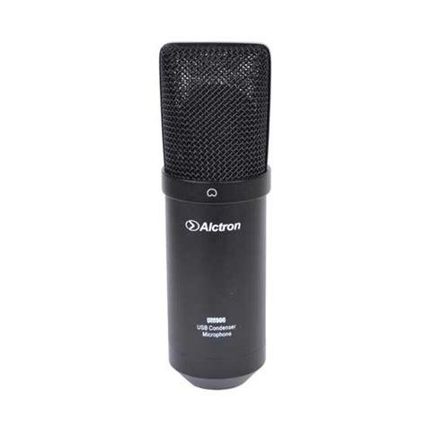 condenser microphone usb harga jual alctron um900 usb condenser microphone harga dan spesifikasi