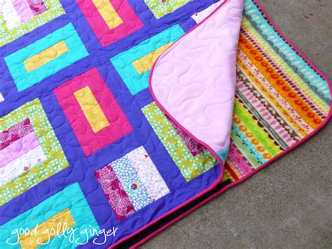 Sleeping Quilt by Golly A Sleeping Bag Quilt