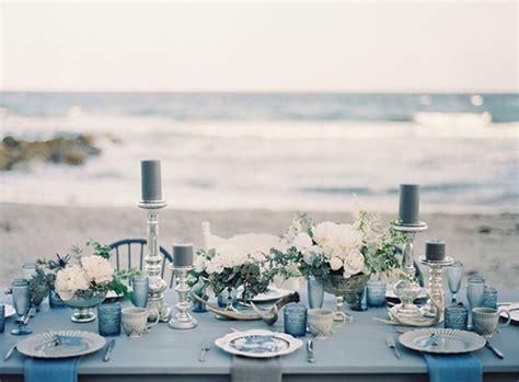 32 Ethereal Winter Coastal Wedding Ideas   Weddingomania