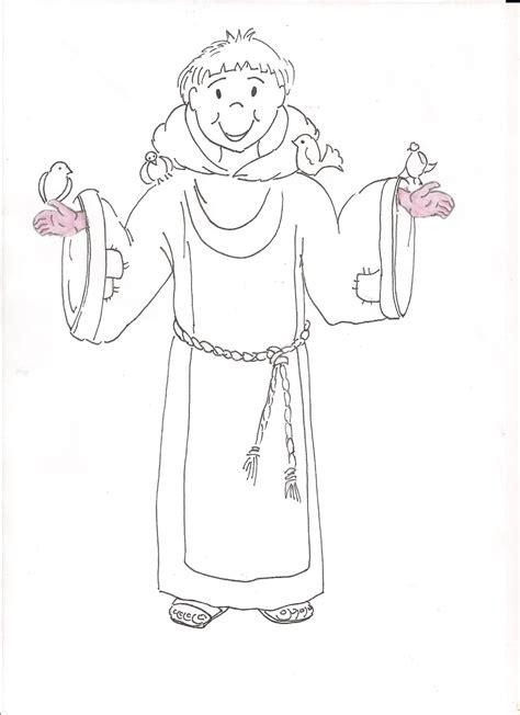 dibujos para colorear de la parranda de san pedro im 225 genes de santoral recursos catequ 233 sis san francisco de