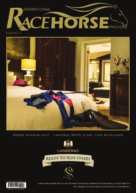 ISSUU   International Racehorse Magazine by SilverMane Media