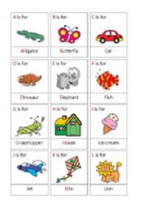 printable alphabet index cards english teaching worksheets the alphabet