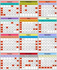 Calendar 2018 Holidays Haryana Calender Official Website Of District Court Of India