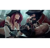 Miss Fortune Gangplank League Of Legends Game Video