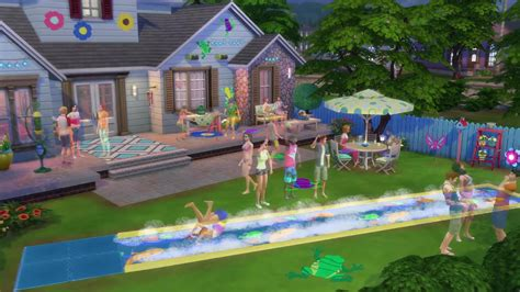 in the backyard or on the backyard the sims 4 backyard stuff download