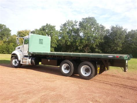 flatbed truck beds flat bed ledwell
