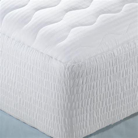 100 Cotton Mattress Pad King by King Size Mattress Pad Kmart
