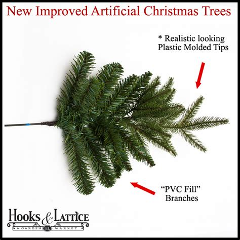 how to fix artificial christmas tree branches pre lit artificial trees hooksandlattice