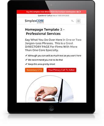 Hubspot Website Templates Market8 Hubspot Website Templates