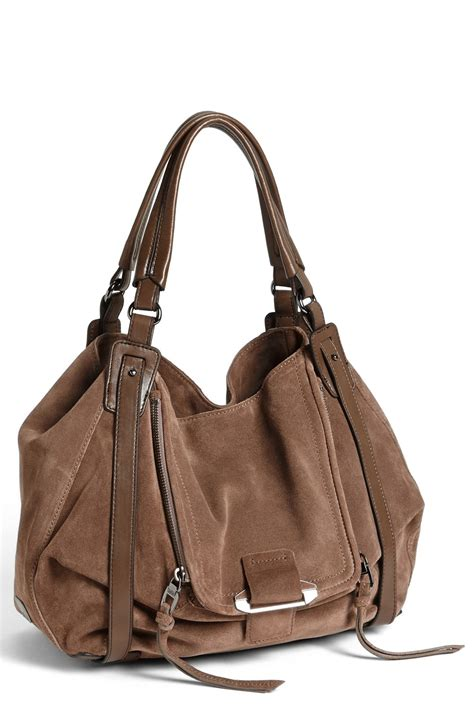 Kooba Tote Bag by Kooba Jonnie Tote In Brown Taupe Lyst