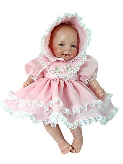 vees victorians doll clothes  vintage baby doll dress