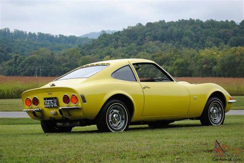 opel car 1970 opel car 1970 28 images 1970 opel gt 1 9l
