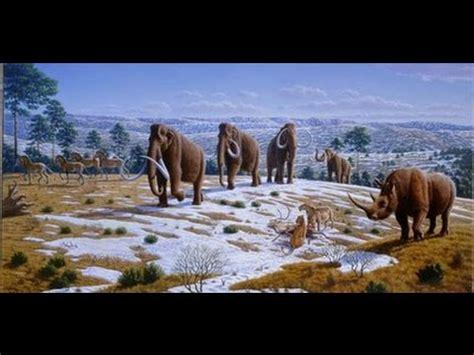 era prehistorica era cuaternaria pleistoceno prehistoria