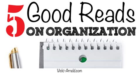 organization archives simply vicki 5 good reads on organization simply vicki