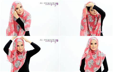 Kaos Tangan Panjang Daiwa Victor cara memakai jilbab pashmina tetap bersyariat kumpulan