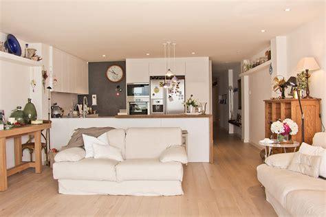 cocinas americanas con salon muebles a medida en barcelona dise 241 o interiores