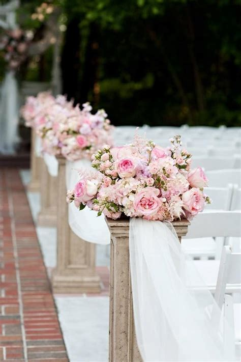 Wedding Aisle Ideas by Summer Wedding Stylish Wedding Aisle Decor Ideas 902879