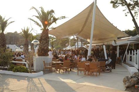 tenda lignano la terrazza esterna billede af tenda bar lignano pineta